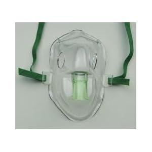 Pulmoaide Aerosol Nebulizer Mask - Latex-Free, Adult