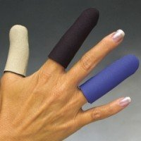 Norco Finger Sleeves, Multi-Color, Size: Xl front-453768