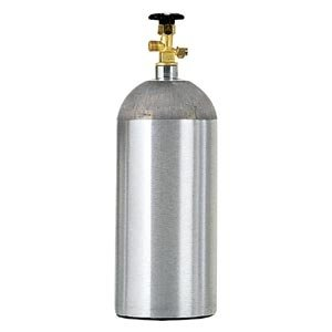 5 lb Aluminum CO2 Air Tank