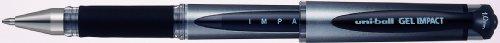 Uni-Ball Signo Gel Impact UM153 - Bolígrafo de tinta gel (5 unidades)