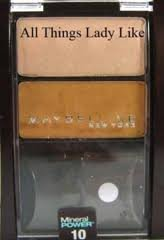 MAYBELLINE MINERAL POWER BRONZING POWDER DUO #10 GLISTENING SANDS