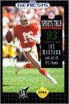 Sports Talk Football '93 Starring Joe Montana and all 28 NFL Teams by Sega of America, Inc (Sports Talk Football Sega Genesis compare prices)