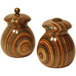 Dudley Kebow Amigo Salt Shaker & Pepper Mill by Progressive International