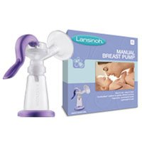 Lansinoh Manual Breast Pump - 1