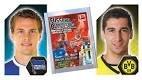 Bundesliga Sticker Kick Off-Kollektion 2014/15 Stickerpackung