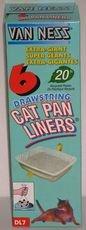 Van Ness Cat Litter Tray Liners