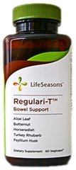 Lifeseasons Regulari-T Bowel Support