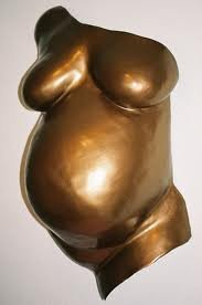 bronze-belly-casting-kit-capture-your-pregnant-form-forever-with-this-easy-to-use-kit