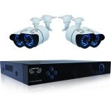 Night Owl BX814 8 Channel Video Security System (Black)