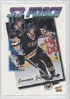 Jaromir Jagr #/15,000 Pittsburgh Penguins (Trading Card) 1995 Signature Rookies Tetrad SR Force #F8