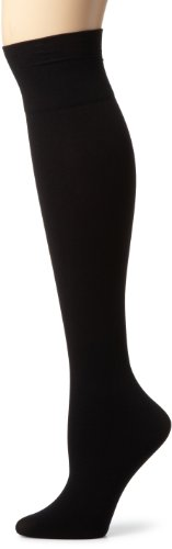 Capezio New York Women's Solid Opaque Over the Knee Sock