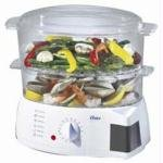 Great Features Of Oster 5711 Mechanical Food Steamer, White