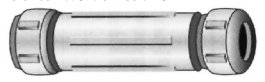 1-1/2'' Ips Brass Dresser Coupling front-631515