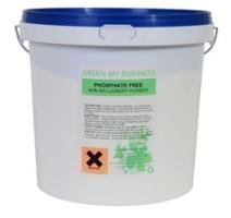 GMB Eco Phosphate Free Non-Biological Laundry Powder 10kg Tub