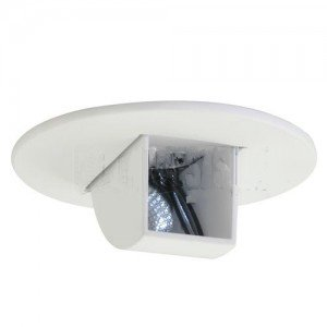 Halo 1497P Recessed Lighting Trim 4 Low Voltage 90 Degree Tilt Adjusta