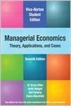 img - for Managerial Economics: Theory, Applications, and Cases - International Economy Edition book / textbook / text book