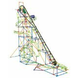 K'NEX Super Cyclone Coaster Motorized Building Set - 1
