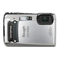 Olympus Digital Camera TG-820 Silver