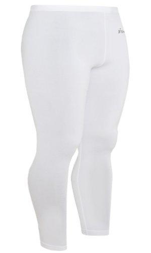 emFraa Men's Skin Tight Compression Leggings Running Base layer Pants