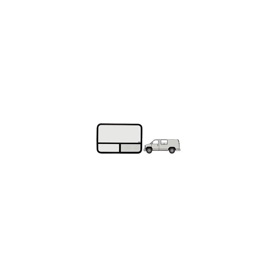 Side Forward 1997+ Chevy/GMC Vans 30 7/16 x 25 3/8