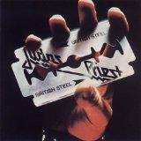 Judas Priest BRITISH STEEL VINYL LP JUDAS PRIEST CBS 84160 1980