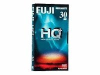 fuji-hq-video-cassette-pack-of-6-tapes-30-min-vhs-each-tape