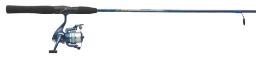 Shakespeare Medium Action Xterra Spinning Combo, 7-Feet