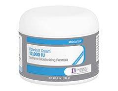 Nutrition Science Supreme Moisturizing Vitamin E Cream 12,000 Iu (4 Oz.)