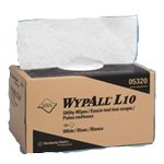 где купить Wypall L10 Utility Wipe, Pop-Up Box, 9