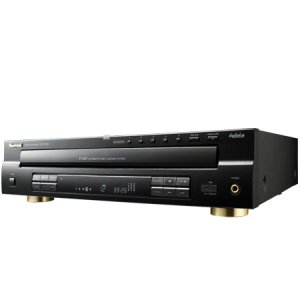 Buy Sherwood Home Audio - Sherwood-home Audio/video Sherwood Front Loading Carrousel Multi-disc Player [cdc-5506] -