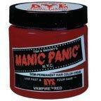 Manic Panic Semi- Permanent Hair Dye Vampire