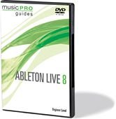 Cover art for  Ableton Live 8: Beginner Level