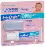 Baby Orajel Fluoride-Free Toothpaste - Fruit