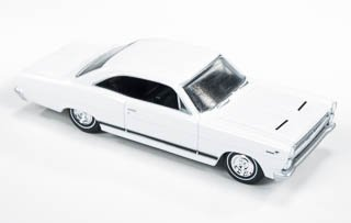 Auto World 1966 Mercury Comet Cyclone 1/64 Vintage Muscle Diecast Car - 1