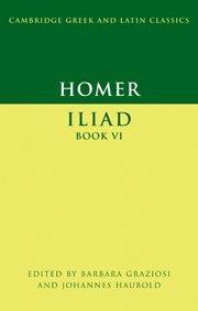 Homer: Iliad Book VI (Cambridge Greek and Latin Classics)