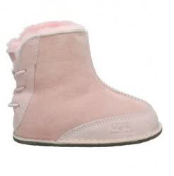 Ugg Australia Infant'S Boo Boot, Baby Pink, Small front-1076583