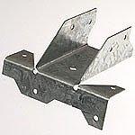 S リッジラフターコネクター RR (8pcs)シンプソン金具 SIMPSON 2×4 ツーバイフォー DIYに