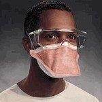Kimberly-clark Fluidshield Pfr95 N95 Respirator Face Masks Small