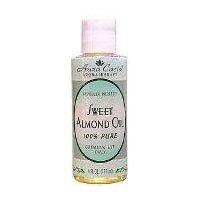 Aura Cacia, Sweet Almond Oil, 4 oz liquid