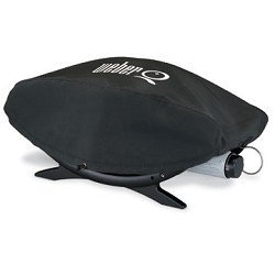 Weber 9895 Vinyl Cover Fits Weber Q Gas Grill