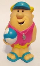 The Flintstones - Barney Rubble Lifeguard Vinyl Figure (1990)