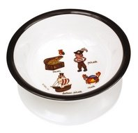 Baby Cie Melamine Dinnerware Suction Bowl - Pirate