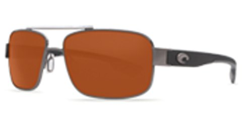 Sunglasses Costa Del Mar TOWER TO 22 OCGLP GUNMETAL COPPER 580G<br />