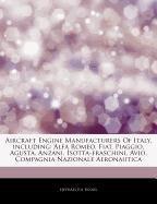 articles-on-aircraft-engine-manufacturers-of-italy-including-alfa-romeo-fiat-piaggio-agusta-anzani-i
