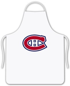 NHL Montreal Canadiens Apron
