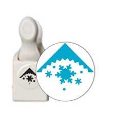 Snowflake Corner Punch Around The Page