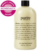 Philosophy Philosophy Purity Made Simple One-Step Facial Cleanser, 16 Ounces