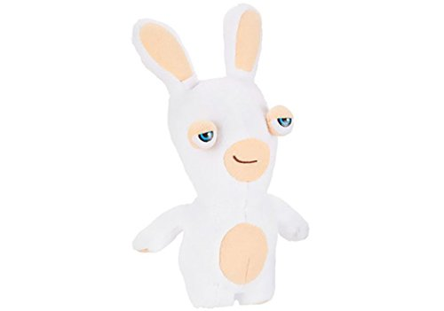 McFarlane Toys Rabbids Series 2 White Rabbid Plush Figure