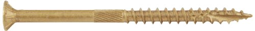 Screw Products, Inc. BTX-09234-1 Bronze Star Exterior Use Star Drive Screws