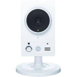D-Link, 2Mp Cube Camera Wireless N (Catalog Category: Home & Bus. Monitoring / Cameras) front-1057095